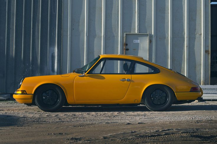 1972 Porsche 911 2.4T Oel Klappe 'Heidi' By Timeless Garage | HiConsumption