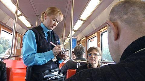 Maksaa metromatkasta 80 euroa.