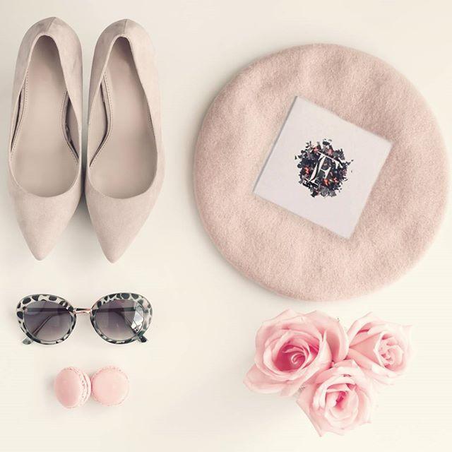 Ambiance rose poudrée en cette journée de la femme.   #florel #organic #organicherbaltea #bio #infusions #tisane #france #french #journeedelafemme #8mars #womensday #girl #girlpower #pink #pastelpink #rose #frenchtouch