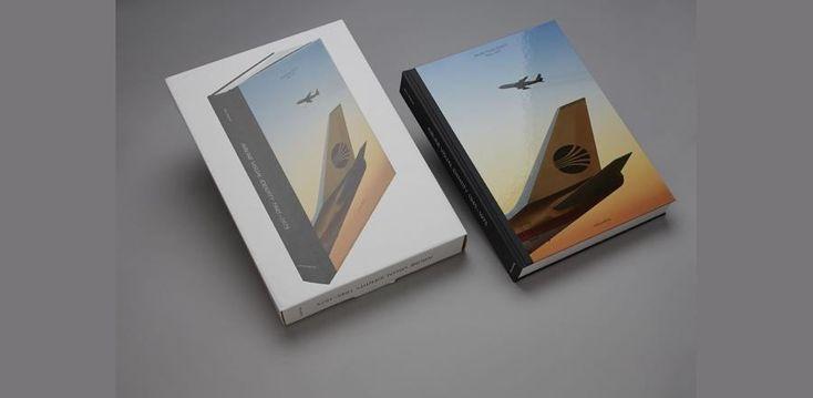 Identidad visual de lineas aéreas de todo el mundo, las más grandes y conocidas de los años 1945 a 1975, recopiladas en un libro. En ese libro podemos ver