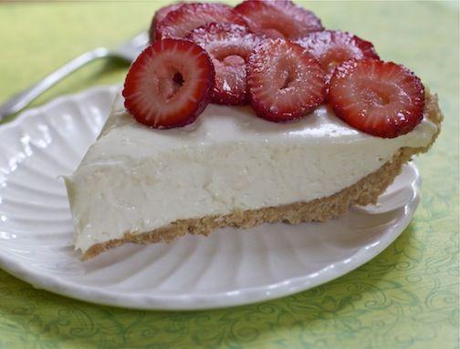creamy no bake cheesecake | ... ? Need a quick decadent dessert? No Bake Cheesecake to the rescue