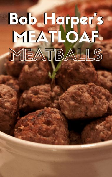 Bob Harper knows all-too-well how to enjoy delicious food without the guilt! His low-carb Meatloaf Meatballs taste just like the traditional version, but have a healthy secret ingredient!