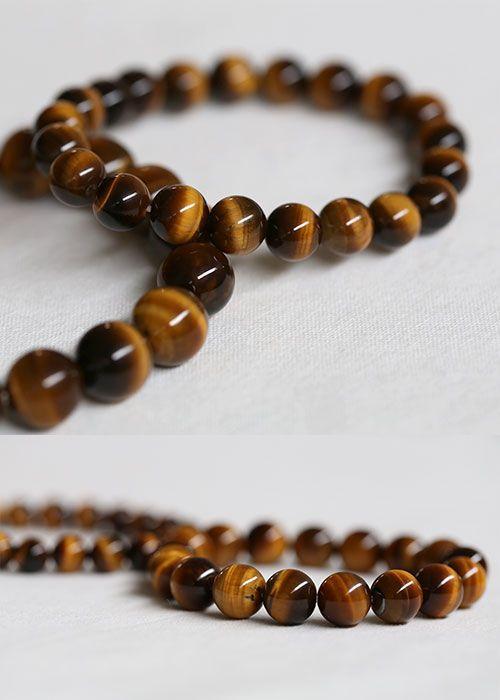 gemstone : tiger eye  tiger eye bracelet