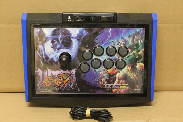 Ultra Street Fighter IV Arcade Joystick for PS3 and PS4 D4: $149.99 End Date: Thursday Mar-22-2018 10:24:11 PDT Buy It Now for only:…