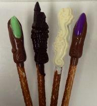 Bâton de bretzel d'Halloween