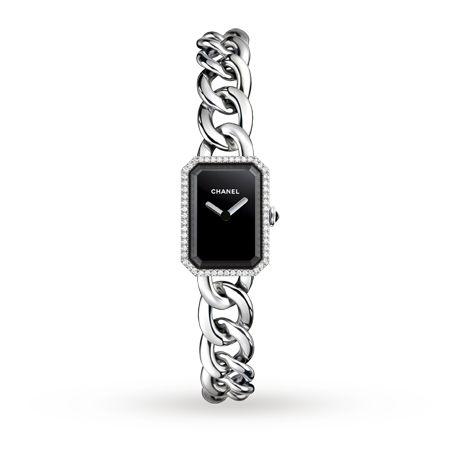 Ladies Watches - Chanel Premiere Ladies Watch - H3252