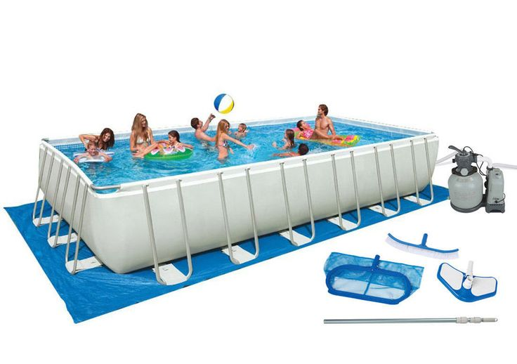35 mejores im genes de above ground pools en pinterest for Ideas para piscinas intex
