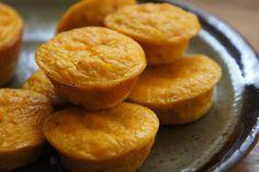 Kid Can Eat!: Butternut Squash Souffle Bites