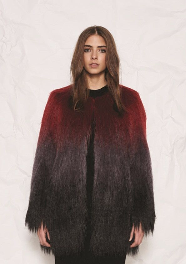 Unreal Fur - Mercury Rising Faux Fur Coat