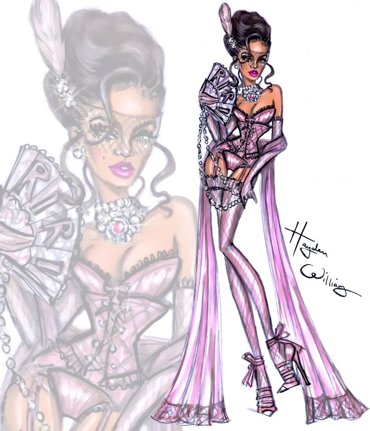 MaRIH Antoinette by Hayden Williams #Rihanna