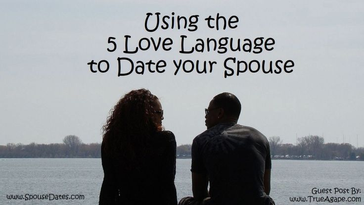 5 love languages for dating couples