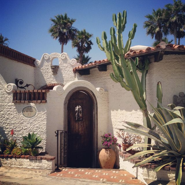 Willow Glen Spanish Style House Mediterranean Exterior San: 17 Best Images About Mexican Home Exteriors On Pinterest