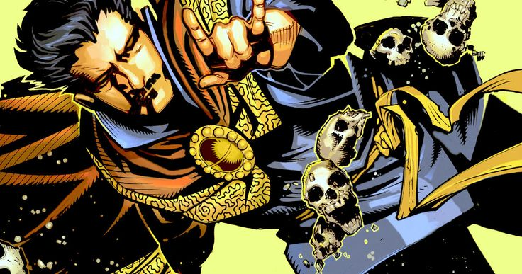 Is 'Doctor Strange' Fighting This Unexpected Villain? -- New plot rumors give insight into the origin story behind Marvel's Phase 3 adventure 'Doctor Strange'. -- http://movieweb.com/doctor-strange-movie-story-villain-kaecilius/