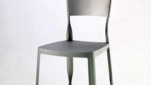 La sedia Chair 4-a di Michael Young
