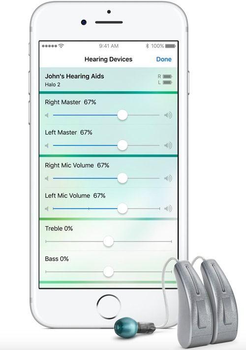 Apple migliora il supporto per gli apparecchi acustici in iOS 10