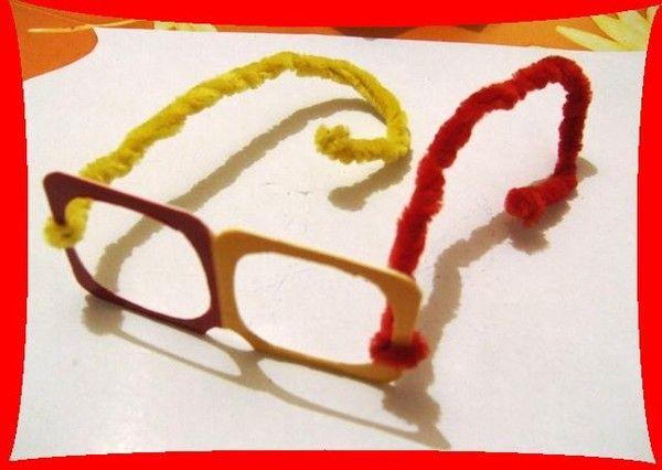 lunettes de carnaval