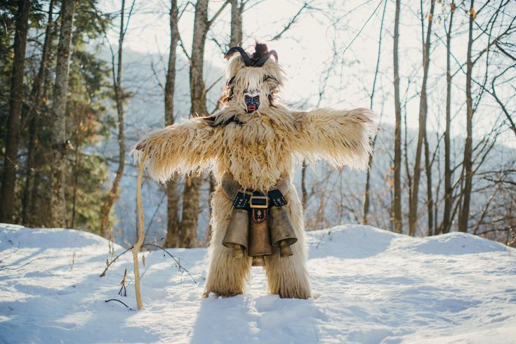 In a practice dating back millennia, Bulgaria's kukeri dancers don dramatic costumes to dispel evil and invite good.