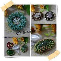 #beads embroidery #batikseries #costum order
