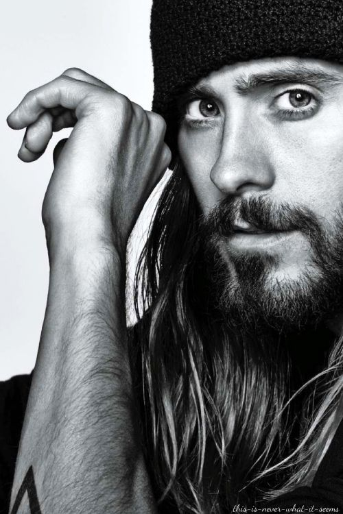 Jared Leto, oh my!!!!