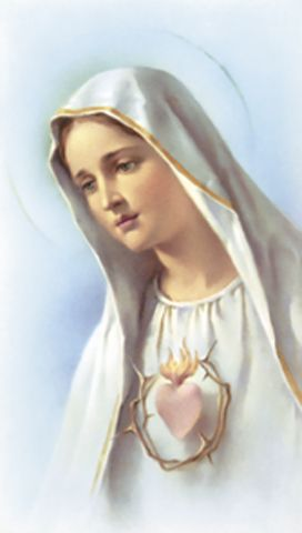 Mother Mary, pray for us!