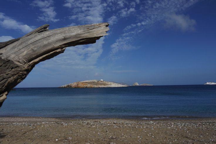 Livadi beach ,670m from Vrahos Boutique Hotel.