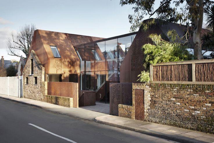 Kew House   Piercy&Company; Photo: Jack Hobhouse   Archinect