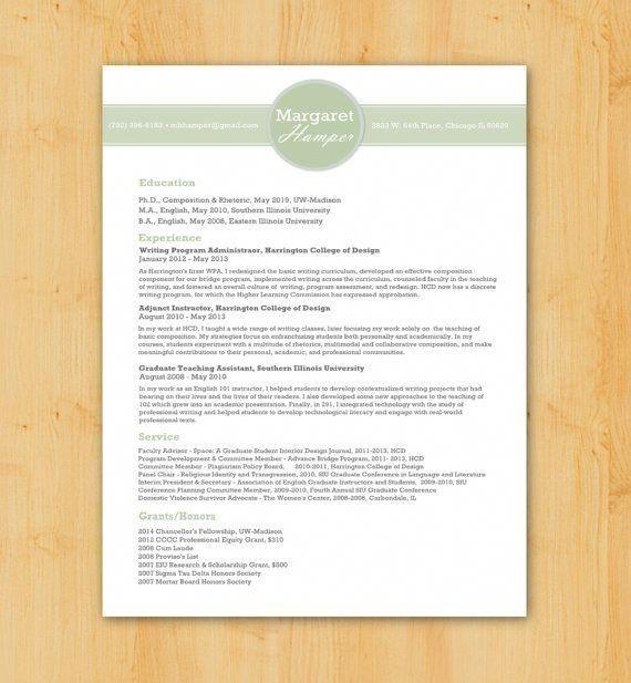 Items similar to Resume Writing Service Custom Resume Design