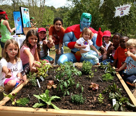 Schools or sponsoring non-profit agencies can apply now for a grant through the Captain Planet Foundation. These are smaller grants, but can be very helpful in establishing a garden at your school. Priority is given to projects that have secured matching funds. Deadline for application is September 30th for Spring/Summer 2014 projects!