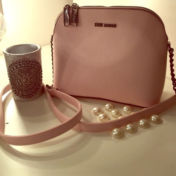 Steve Madden purse Gorgeous Blush BMarylin (icy pink) mini bag by Steve Madden Steve Madden Bags Crossbody Bags