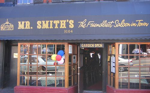 Mr. Smith's in Georgetown
