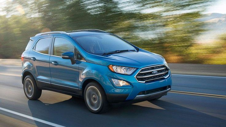 Expected release date: Early 2018 Estimated price: $17,000 Ford's compact EcoSport has been a worldw... - The Ford Motor Company