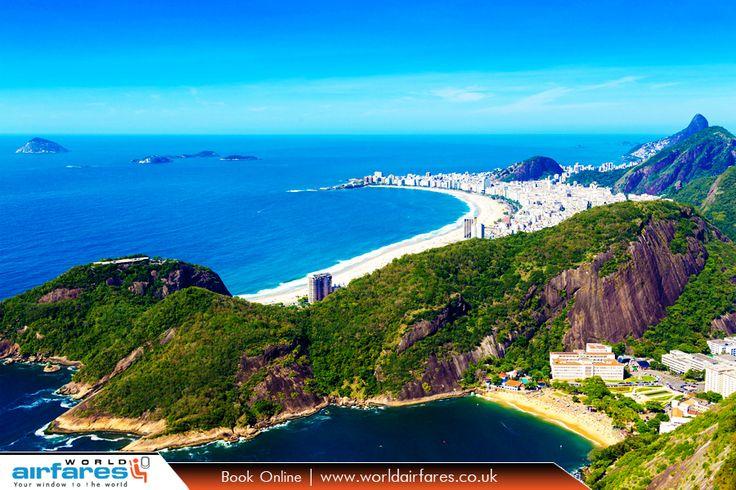 Ipanema, Rio De Janeiro, Brazil     #Ipanema is an affluent neighbourhood located in the South Zone of the city of Rio de Janeiro, between Leblon and Arpoador.    Source: https://en.wikipedia.org/wiki/Ipanema     Book Now: https://www.worldairfares.co.uk/?utm_source=pinterest&utm_campaign=ipanema-rio-de-janeiro-brazil&utm_medium=social&utm_term=brazil      #travel #travelbrazil #cheapflightstobrazil #brazil #worldairfares #ipanemabeach #airtravel #flights #onlineflightbooking