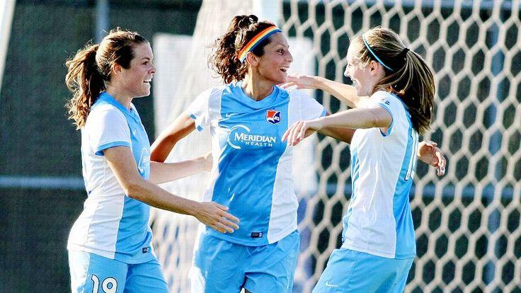espnW -- Sky Blue FC's Nadia Nadim breaks down walls to become world soccer star