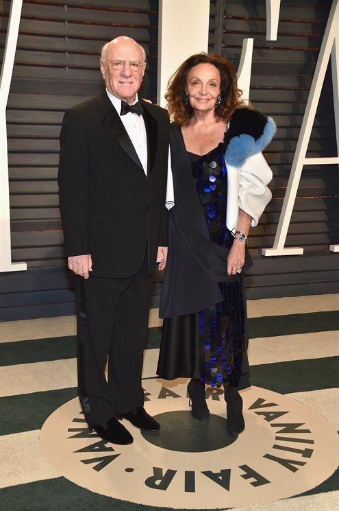 Barry Diller, Diane von Furstenberg