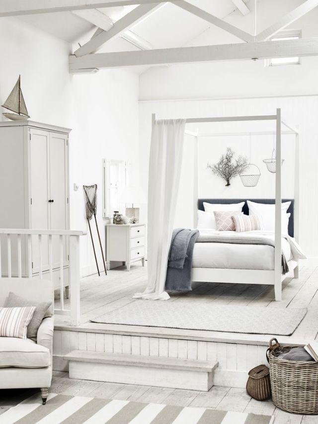 Seaside Bedroom Decorating Ideas: 25+ Best Ideas About Coastal Bedrooms On Pinterest