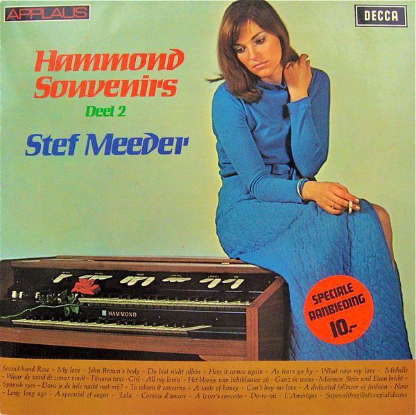 Stef Meeder - Hammond Souvenirs Deel 2 (Vinyl, LP, Album) at Discogs