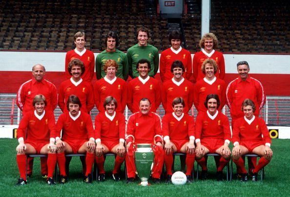 Sport Football Liverpool FC TeamGroup 197879 Season The Liverpool... News Photo 79026834