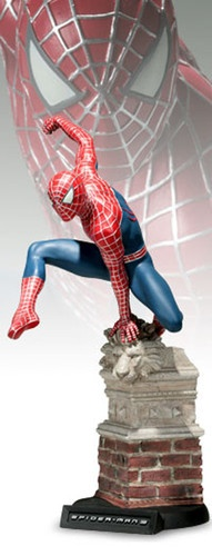 Sideshow Collectibles Spiderman 3 Polystone Statue | eBay
