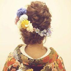 この画像は「一生残る大切なものだから...凝りたいアナタに贈る振袖のヘアカタログ♡」のまとめの12枚目の画像です。