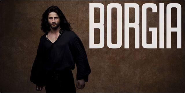 Mark Ryder as Cesare Borgia, on Borgia.