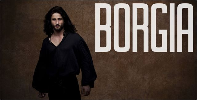 Mark Ryder as Cesare Borgia, on Borgia.