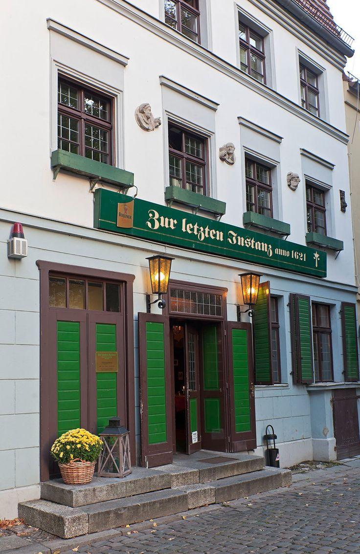 The Oldest Restaurants in the World - Die Letzten Instanz Berlin, Germany