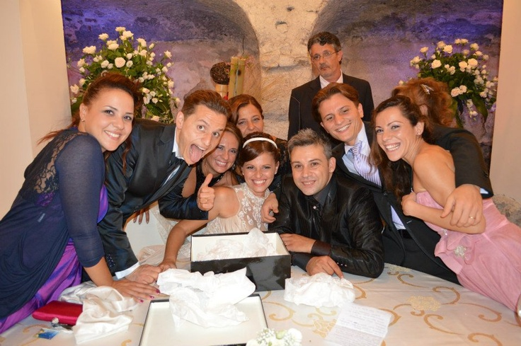 Arianna e Francesco #wedding