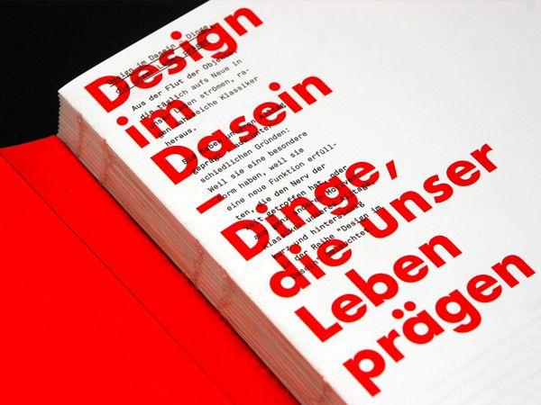 Design im Dasein on Behance