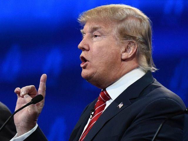 "CNBC anchor Larry Kudlow tells Breitbart News that 2016 GOP frontrunner Donald Trump's corporate tax plan—a 15 percent rate—is ""spot on."""