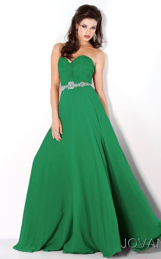 Chiffon Prom Gown 159764 Royal