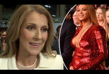 Celine Dion gives pregnant Beyonce advice on raising twins
