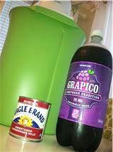 Grapico-Ice Cream...I love grapico and I love ice cream. This sounds awesome