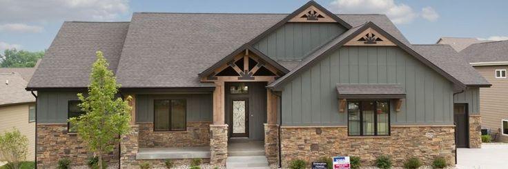 Bent Creek Estates, Urbandale, Iowa Frampton Homes, Windsor Windows & Doors Photography by Kerry Bern, Professional Real Estate Photography