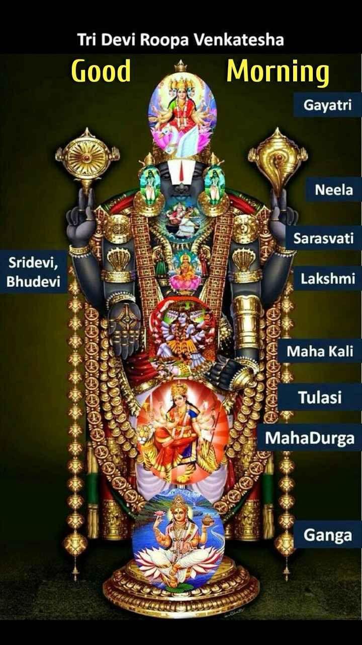 - Tri Devi Roopa Venkatesha Good Morning
